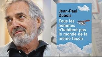 À l'Affiche ! : le prix Goncourt attribué à Jean-Paul Dubois et le Renaudot à Sylvain Tesson
