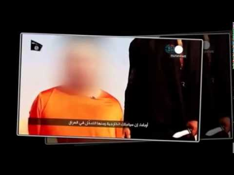Steven Sotloff beheaded by Isis -Second Message To America -