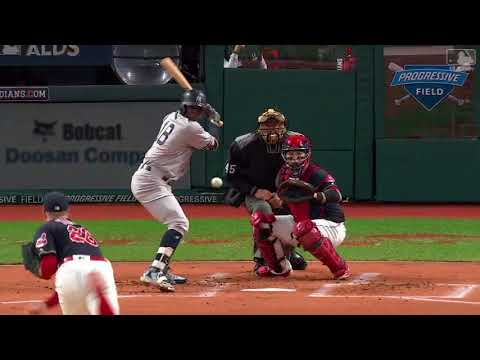 New York Yankees 2017 Postseason Offensive Highlights