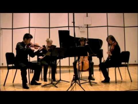 Grigory Smirnov - String Quartet (2010)