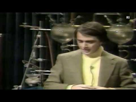 Carl Sagan: Christmas lectures 2 - The Outer Solar System and Life