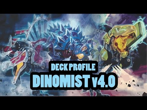 Cuidado con la neblina... Deck Profile Dinomist! (Post The Dark Illusion) [REPLAYS]