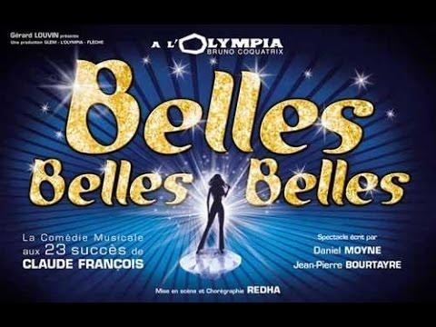 Belles Belles Belles - Comédie Musicale - Novembre 2003