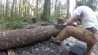 Crosscut Sawing