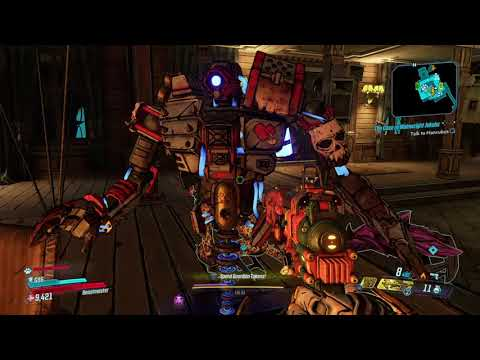 Borderlands® 3 GUNS LOVE AND TENTACLES Part 6 The Ring And The Fish |