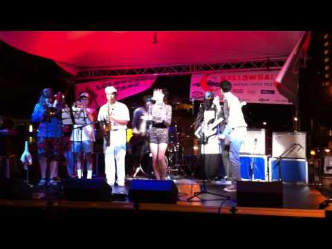 Soul Revival Sound System, Hey Joe Live at Hallowbaloo 2010