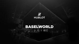 Hublot - press conference baselworld 2018