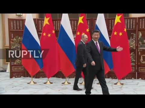 China: Any given Sundae! Putin melts Xi Jinping's heart with gift of Russian ice-cream