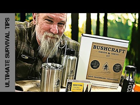 NEW! Survival Kit + 4 Top Survival Tips - by Dave Canterbury | SHOT Show 2017