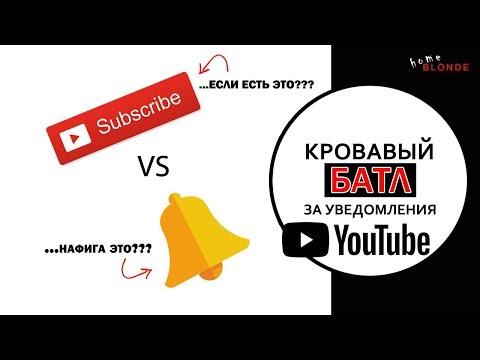 Зачем нам колокольчик YouTube под видео   Как вновь получить уведомления от любимых каналов?