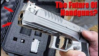 Laugo Arms Alien 9mm Pistol: The Future Of Handguns?