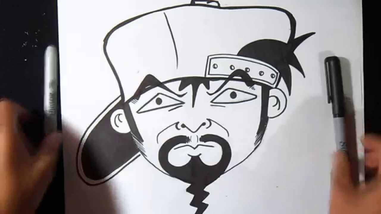 comment dessiner personnage avec bouchon graffiti youtube. Black Bedroom Furniture Sets. Home Design Ideas
