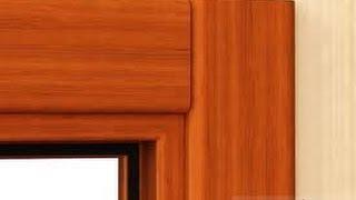 видео Как правильно установить наличники двери