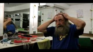 Comic book writer Alan Moore talking about science and imagination - Nine Lessons 2011 thumbnail