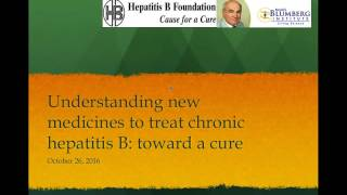 Part 1: Current and Future Hepatitis B Treatment and Research Towards Finding a Cur