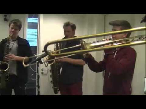Gallowstreet - Backatown (Trombone Shorty Cover)