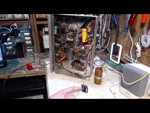 Viking Console Stereo Video #11 - Replace Power Supply Filter