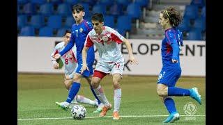 Кубок развития 2021 обзор матча Таджикистан U 17 Молдова U 17 5 1