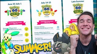 POKÉMON GO FUTURE UPDATES REVEALED! New Alolans, Shinies, Events & More!