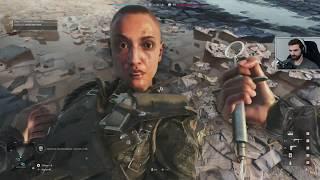 Battlefield V #12 - Trening z Dorianem, Majeczką i Dawidkiem