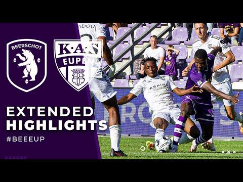 Beerschot Eupen Goals And Highlights