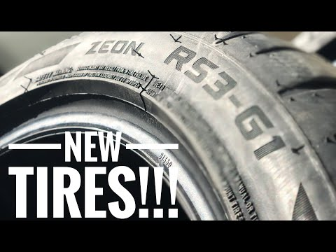 Time for New Tires (Cooper Tire Zeon RS3-G1 Review)