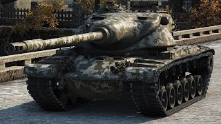 World of Tanks T54E1 - 4 Kills 9,5K Damage