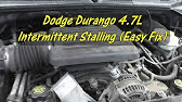 Dodge Durango Canister Purge Solenoid Replacement - YouTube