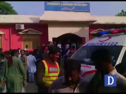 125 dead in oil tanker fire in Bahawalpur