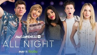 All Night Official Trailer | ALL EPISODES STREAMING ON HULU NOW