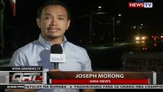 """QRT: Pangulong Duterte, tinawag na """"little maritime accident"""" ang pagbangga ng Chinese vessel sa..."""