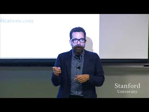 Stanford Seminar - Design Fiction