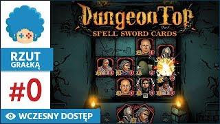 Spellsword Cards: DungeonTop PL #0 | Taktyczny deckbuilder