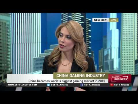 Market analyst Stephanie Llamas on China's growing gaming industry
