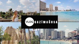 KIBRIS | Gazimağusa Gezisi | Kapalı Maraş