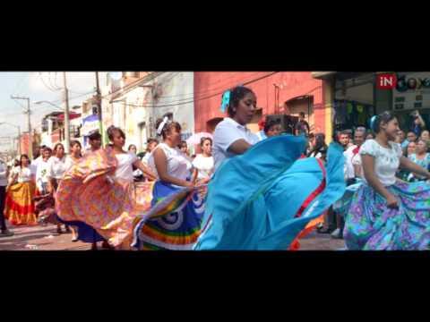 Desfile conmemorativo al 20 de Noviembre, Pénjamo, Guanajuato.