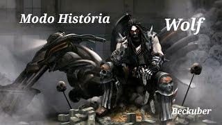 Injustice Gods Among Us - Modo História de Wolf! (Pc Gameplay -Playthrough PT-BR)
