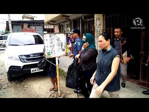 EXCLUSIVE: Abu Sayyaf cohorts arrive in Bohol to face court trial