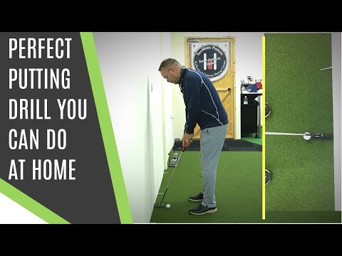 Do This Drill At Home If You Want A Perfect Putting Stroke Today