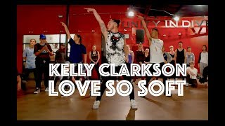 Kelly Clarkson Love So Soft Hamilton Evans Choreography