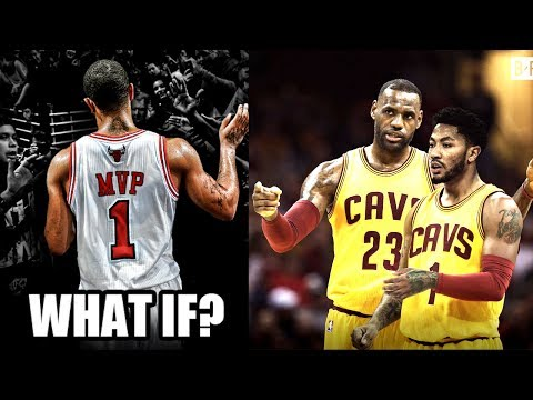 WHAT IF PRIME MVP DERRICK ROSE PLAYED FOR THE CLEVELAND CAVALIERS?