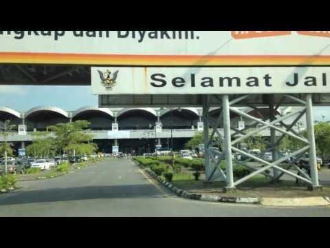 Airport, City of Cats Malaysia Sarawak