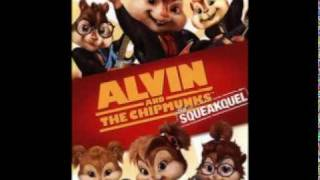 The Chipmunks/The Chipettes - I love you goodbye,by Celine Dion