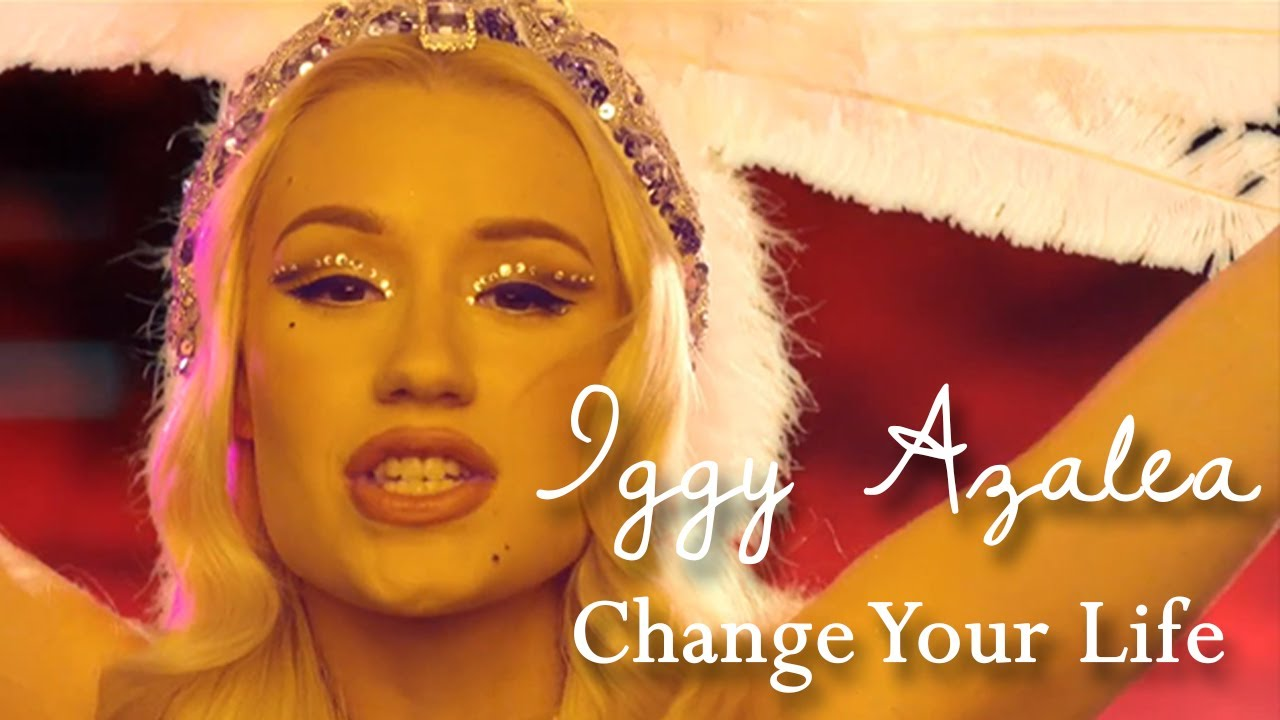 iggy azalea change your life makeup-#2