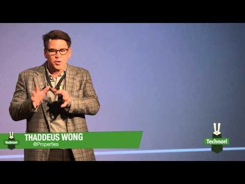 Thaddeus Wong, Co-Founder of @Properties - Keynote Speech