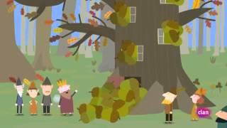 El pequeño reino de Ben y Holly, El día de las bellotas