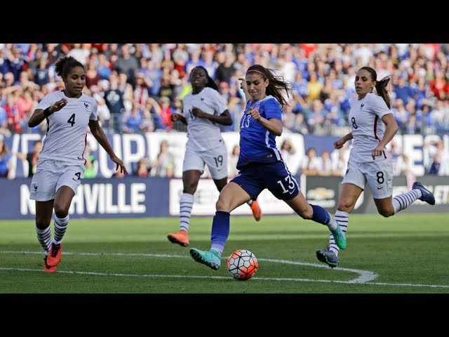 How to Shoot and Score Like National Team Star Alex Morgan