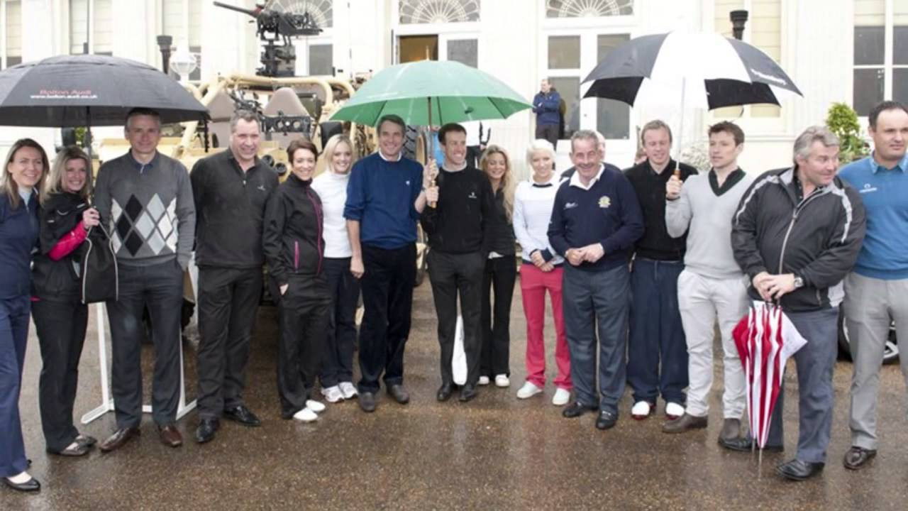 Thrilling Finish to Heroes Celebrity Golf Day With VPAR