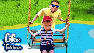 Yes Yes Playground Song \ Children Songs & Nursery Rhymes