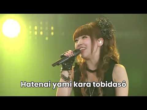Dragon Ball GT - Opening Song - Dandan Kokoro Hikareteku With Lyrics- Videoke